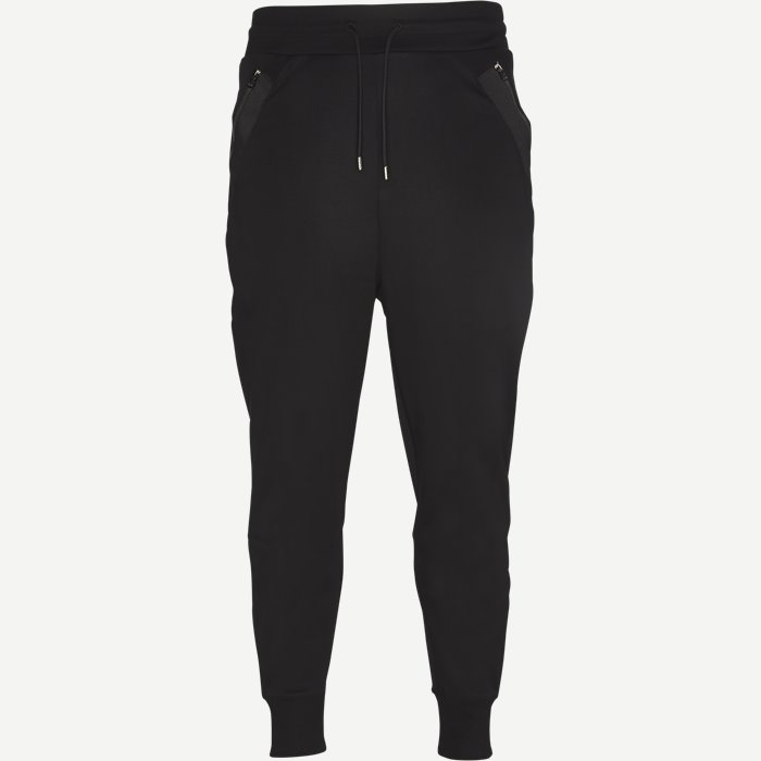 Daring Sweatpants - Bukser - Regular - Sort