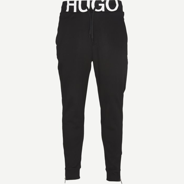 Duros Sweatpants - Bukser - Regular - Sort