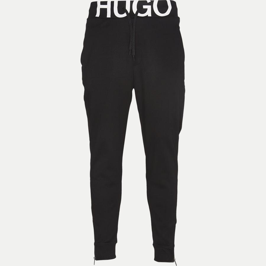 50384794 DUROS - Duros Sweatpants - Bukser - Regular - SORT - 1