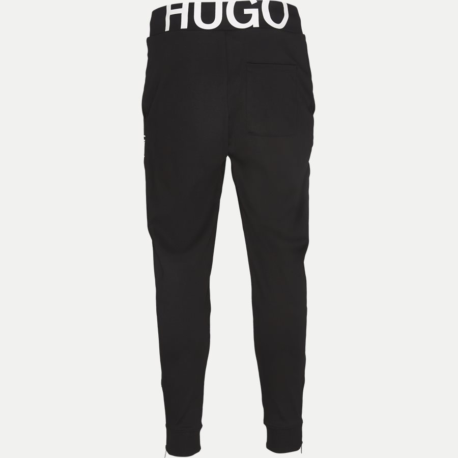 50384794 DUROS - Duros Sweatpants - Bukser - Regular - SORT - 2