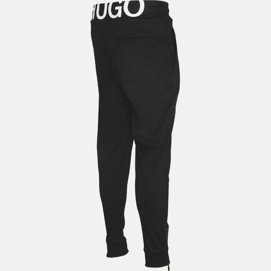 50384794 DUROS - Duros Sweatpants - Bukser - Regular - SORT - 3