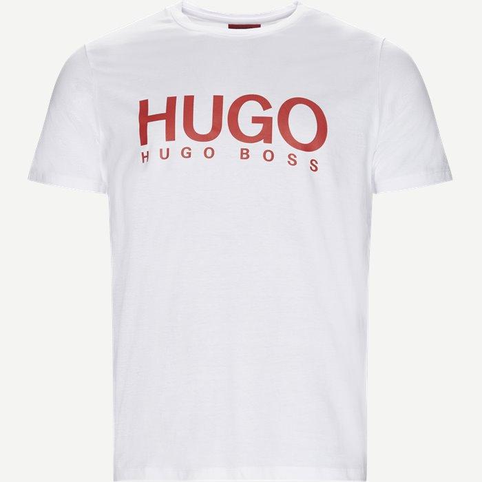Dolive T-shirt - T-shirts - Regular - Hvid