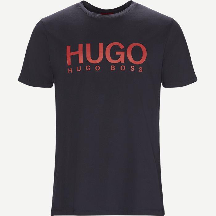 Dolive T-shirt - T-shirts - Regular - Blå