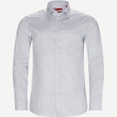Elisha01 Skjorte Ekstra slim fit | Elisha01 Skjorte | Blå