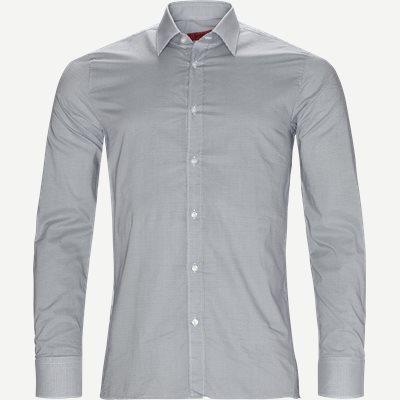 Elisha01 Skjorte Ekstra slim fit   Elisha01 Skjorte   Blå