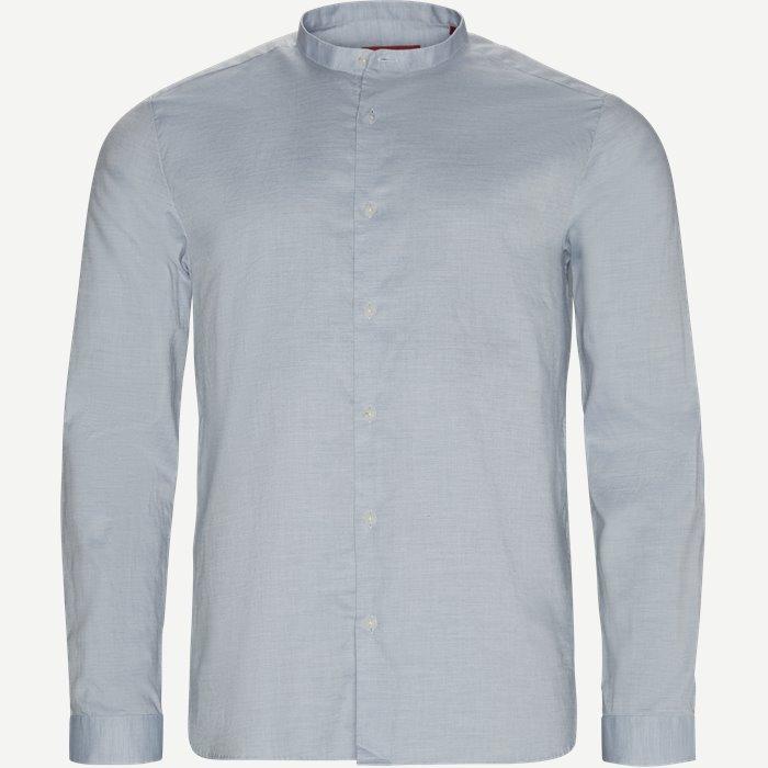Eddison Skjorte - Skjorter - Relaxed fit - Blå