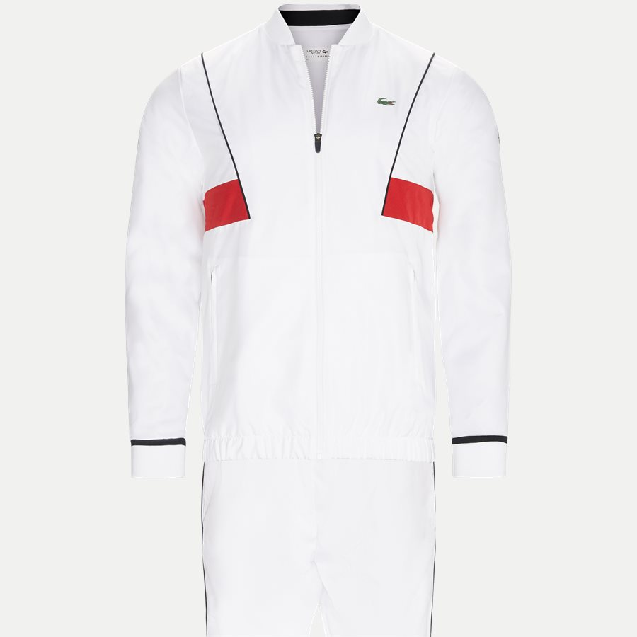 WH3323 - Novak Djokovic Collection Tracksuit - Sweatshirts - Regular - HVID - 1