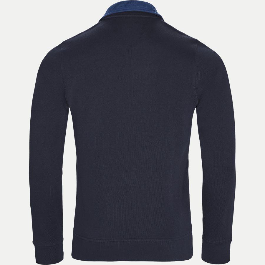 SH3293 - Ribbed Interlock Sweatshirt - Sweatshirts - Regular - NAVY - 2