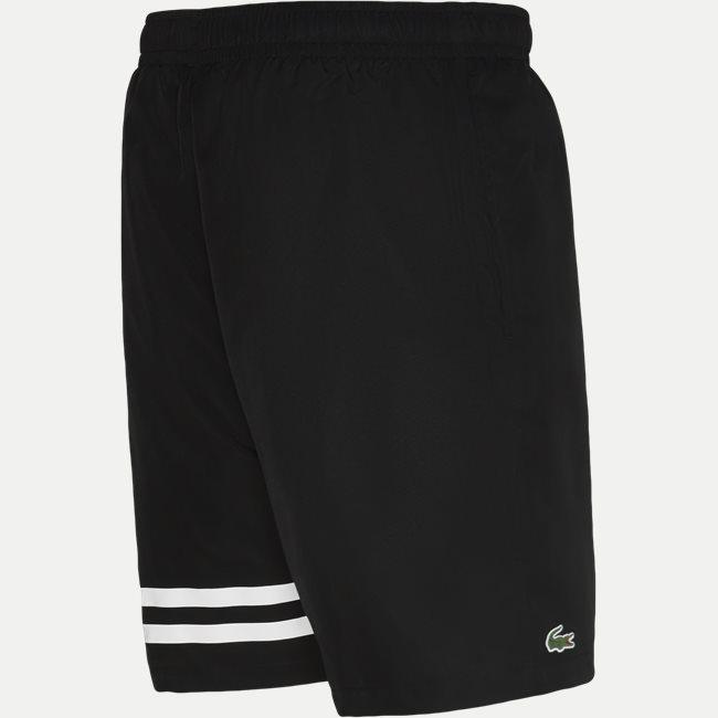 Contrast Tennis Shorts