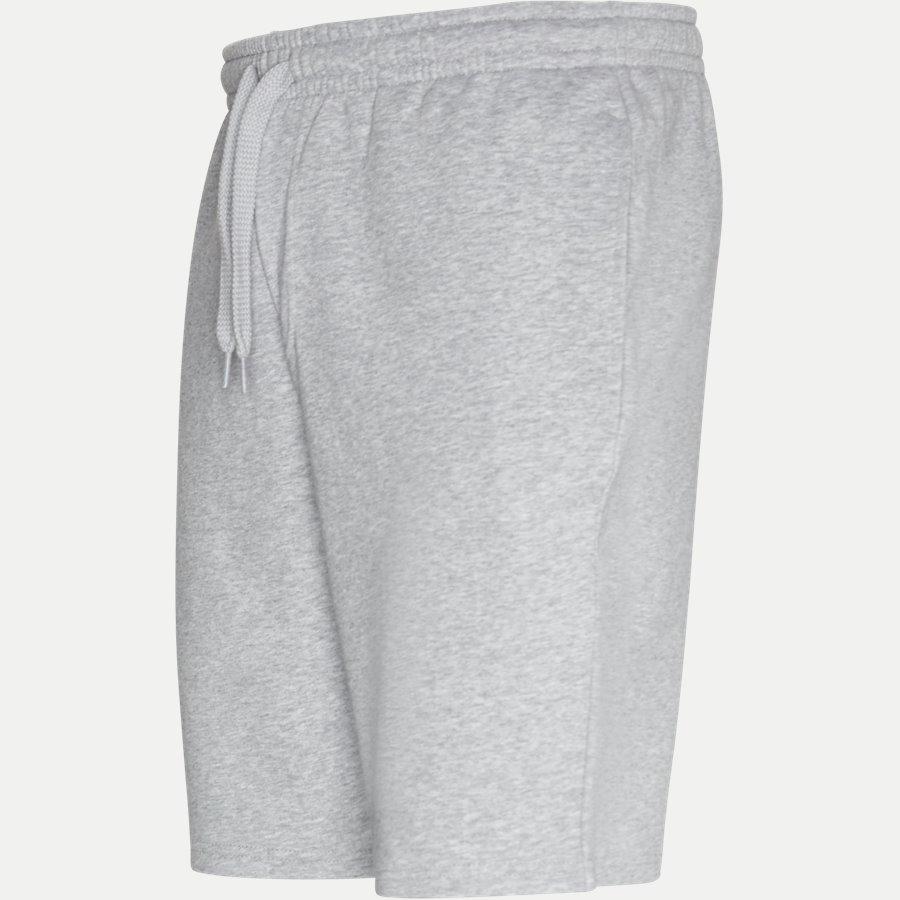 GH2136.. - Tennis Fleece Shorts - Shorts - Regular - GRÅ - 5
