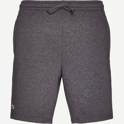 Tennis Fleece Shorts Regular | Tennis Fleece Shorts | Grå