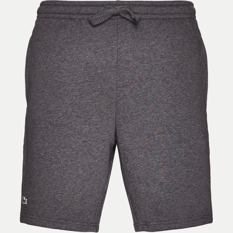GH2136.. - Tennis Fleece Shorts - Shorts - Regular - KOKS - 1