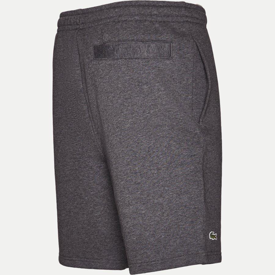 GH2136.. - Tennis Fleece Shorts - Shorts - Regular - KOKS - 3