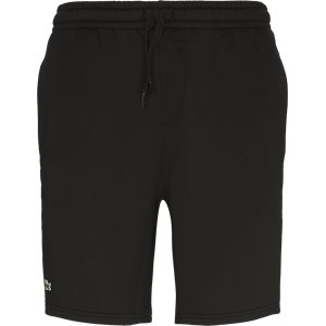 Tennis Fleece Shorts Regular | Tennis Fleece Shorts | Sort