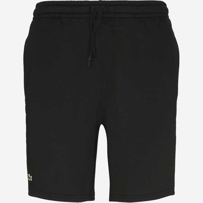 Tennis Fleece Shorts - Shorts - Regular - Sort