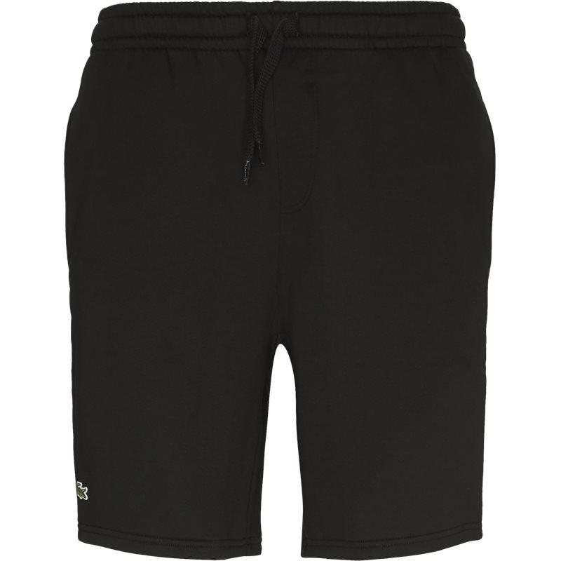 lacoste – Lacoste - tennis fleece shorts fra kaufmann.dk