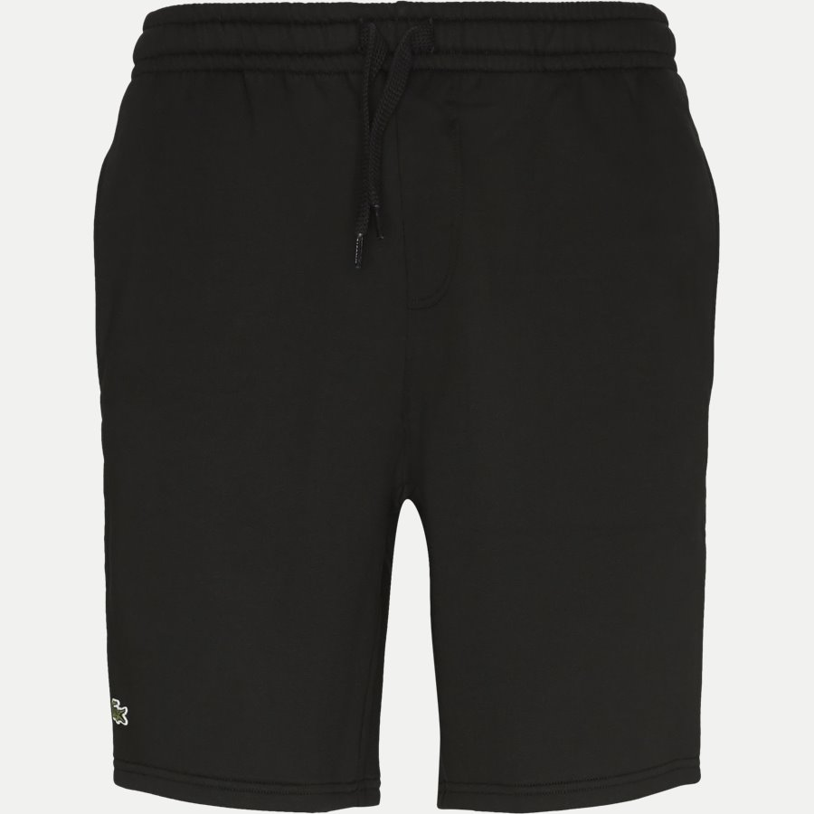 GH2136.. - Tennis Fleece Shorts - Shorts - Regular - SORT - 1
