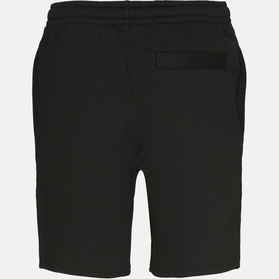 GH2136.. - Tennis Fleece Shorts - Shorts - Regular - SORT - 2