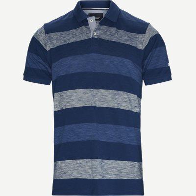 Pique Polo Regular | Pique Polo | Blå