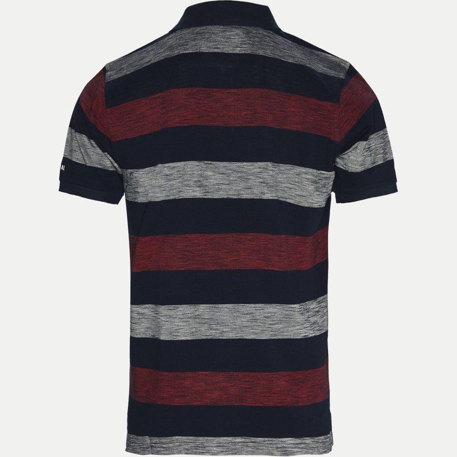 13257 966  - Pique Polo - T-shirts - Regular - RØD - 2
