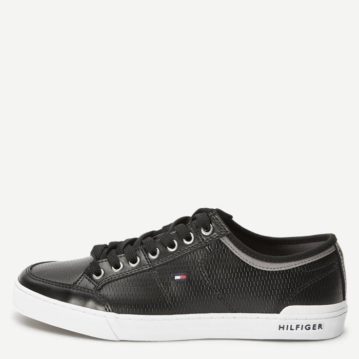 Sneaker - Sko - Sort