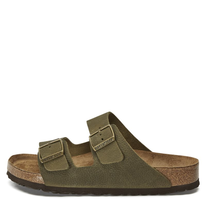 Image of   Birkenstock sko Green