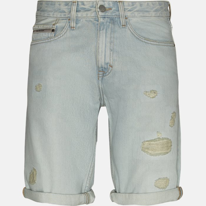 shorts - Shorts - Slim - Denim