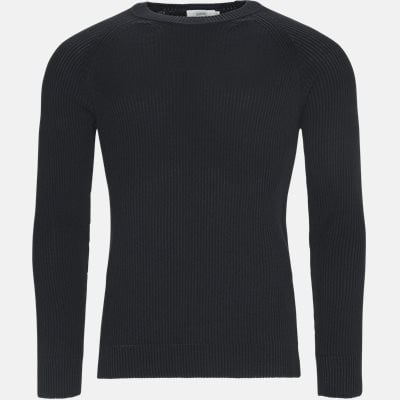 Strik Regular slim fit | Strik | Blå