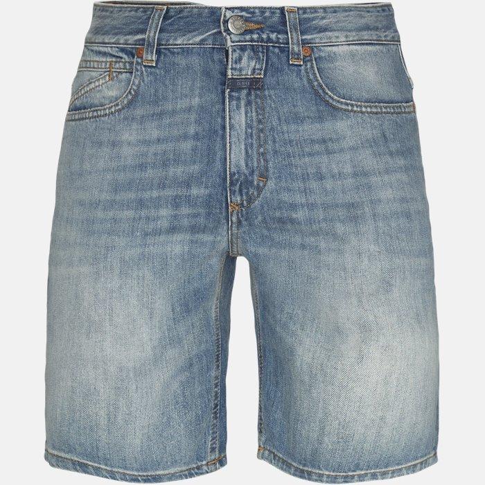 Shorts - Slim - Denim