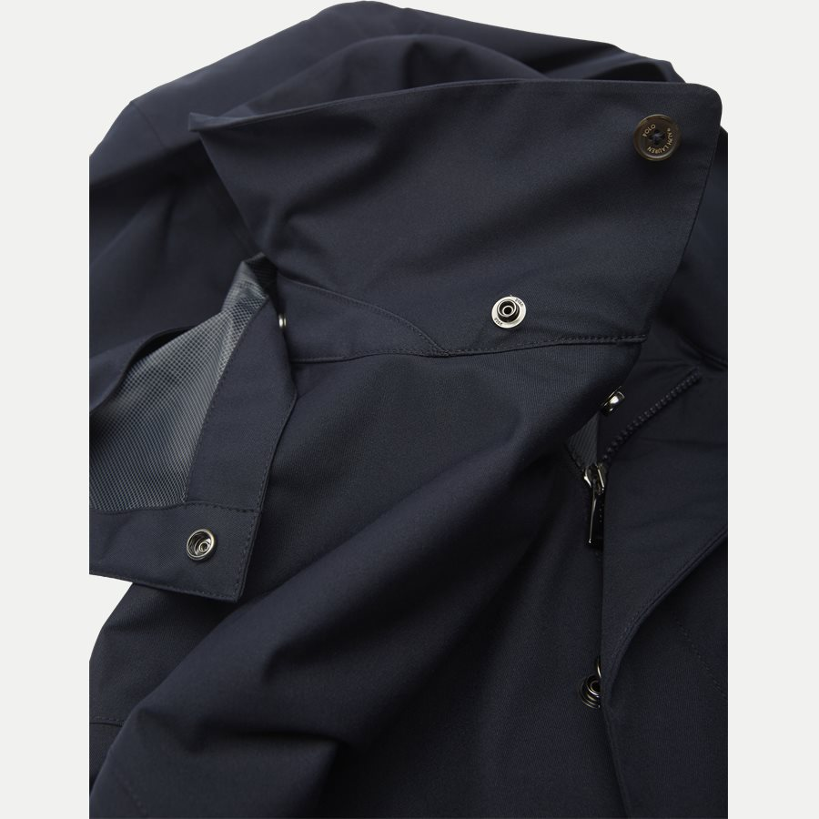 710691242 - Commuter Coat - Jakker - Regular - NAVY - 7