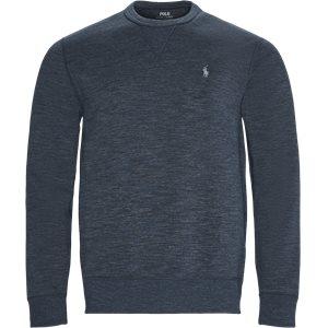 Tech Sweatshirt Regular | Tech Sweatshirt | Blå