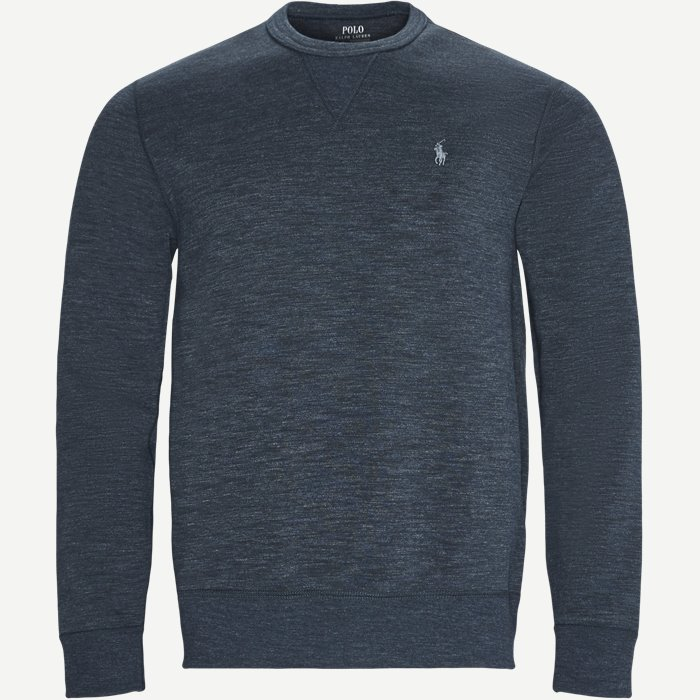 Tech Sweatshirt - Sweatshirts - Regular - Blå