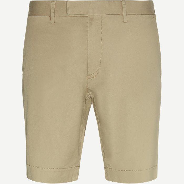 Shorts - Shorts - Slim - Sand