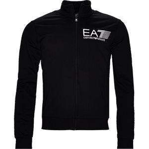 PJ05Z-3ZPV61 Sweatshirt Regular | PJ05Z-3ZPV61 Sweatshirt | Sort