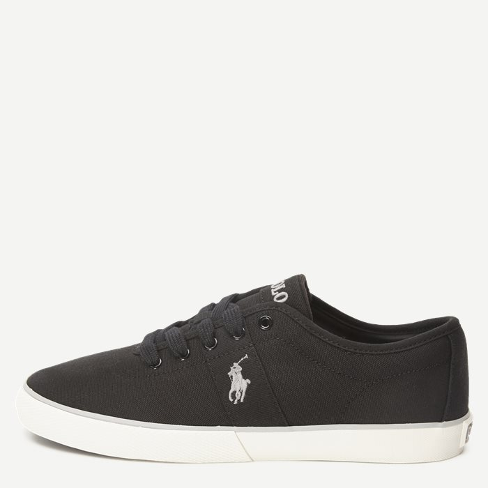 Halford Canvas Sneaker - Sko - Sort