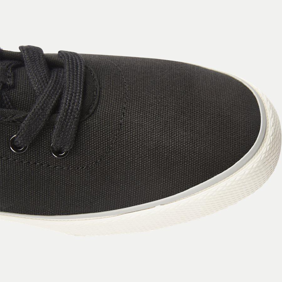 816690652 HALFORD - Halford Canvas Sneaker - Sko - SORT - 4