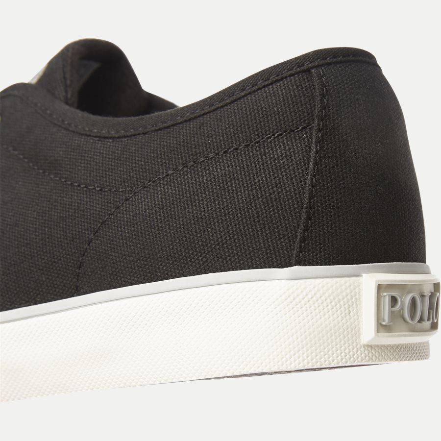 816690652 HALFORD - Halford Canvas Sneaker - Sko - SORT - 5