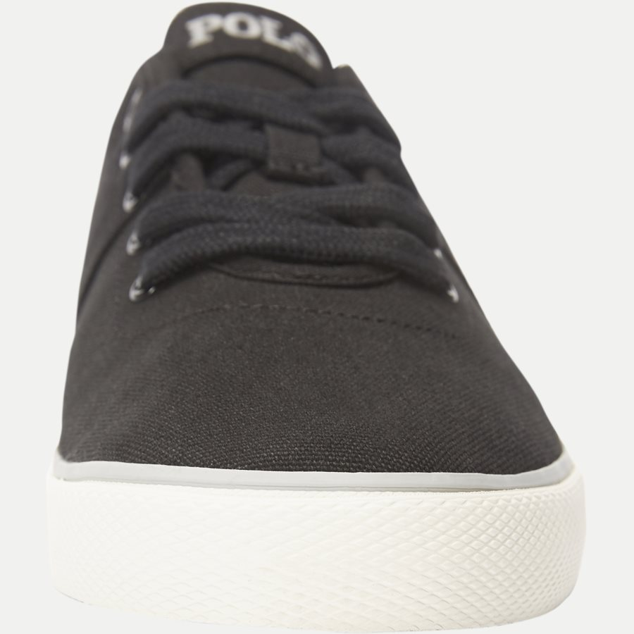 816690652 HALFORD - Halford Canvas Sneaker - Sko - SORT - 6