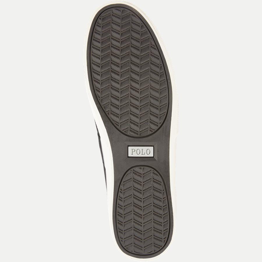 816690652 HALFORD - Halford Canvas Sneaker - Sko - SORT - 9