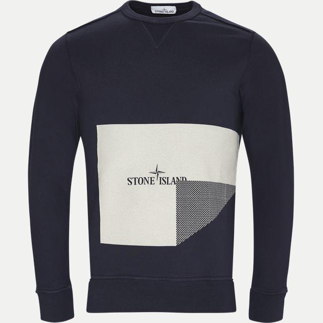 Graphic Three Folded Sweatshirt