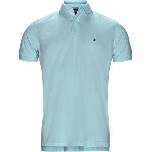 Pique Polo T-shirt Regular | Pique Polo T-shirt | Turkis