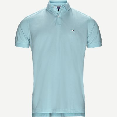 Pique Polo T-shirt Regular | Pique Polo T-shirt | Turkis