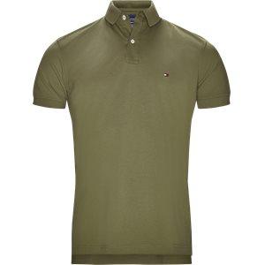 Pique Polo T-shirt Regular | Pique Polo T-shirt | Grøn