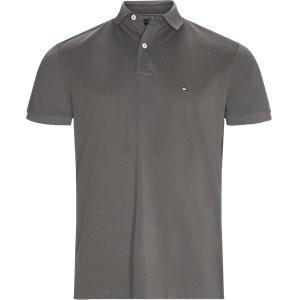 Pique Polo T-shirt Regular | Pique Polo T-shirt | Grå