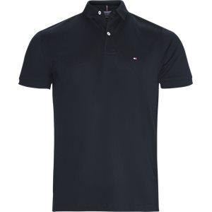 Pique Polo T-shirt Regular | Pique Polo T-shirt | Blå