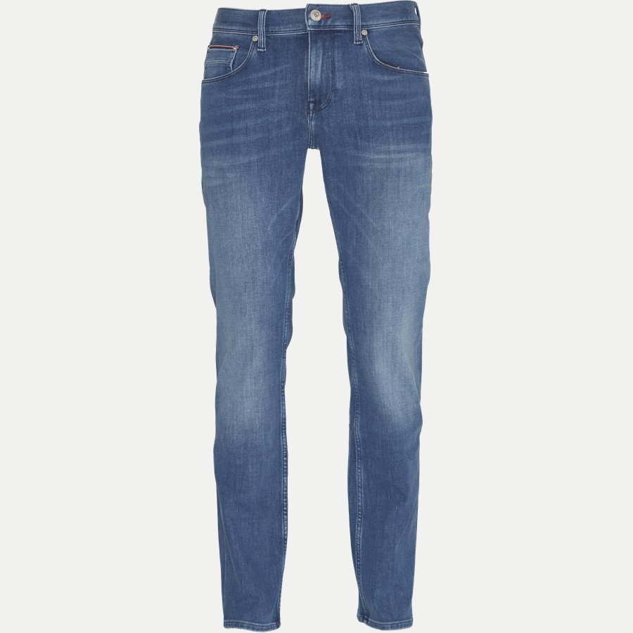 DENTON - 2STR BUCKEYE BLUE - Denton Jeans - Jeans - Straight fit - DENIM - 1