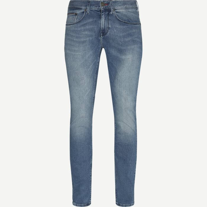 Layton Jeans - Jeans - Ekstra slim fit - Denim