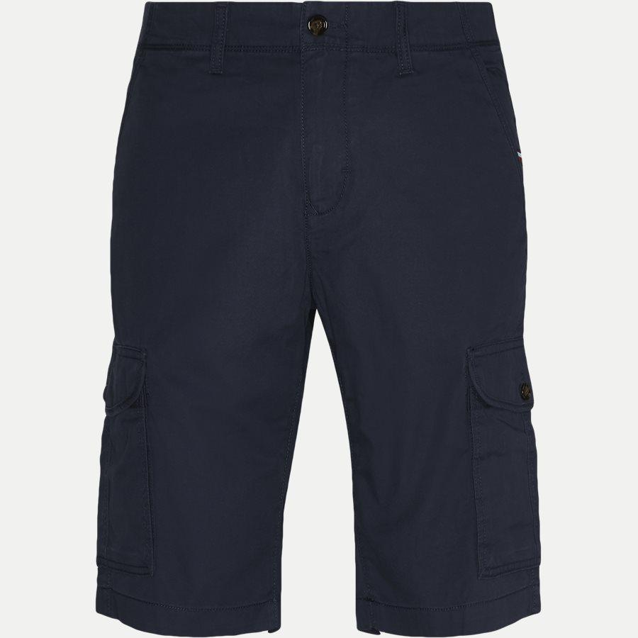 5d50370f18cb5b JOHN CRG SHORT LIGHT TWILL - Cargo Shorts - Shorts - Regular - NAVY - 1. Tommy  Hilfiger