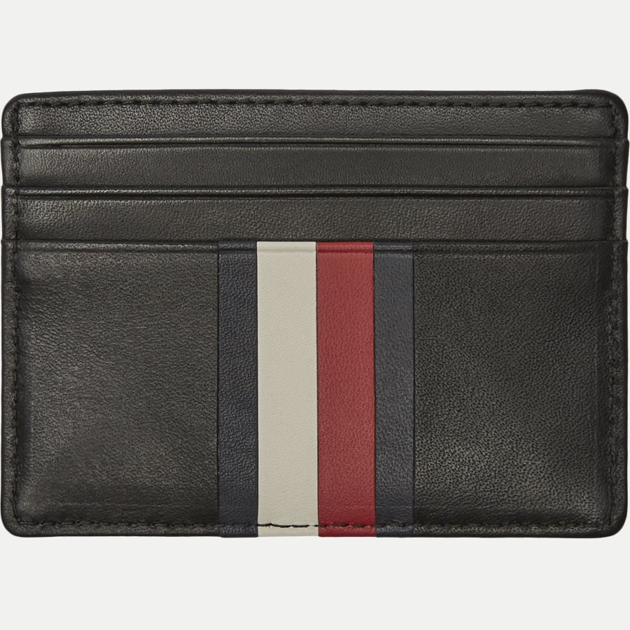 STRIPE CC HOLDER - Stripe Kortholder - Accessories - SORT - 2