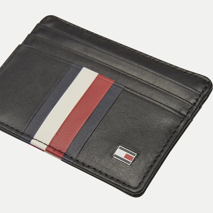 STRIPE CC HOLDER - Stripe Kortholder - Accessories - SORT - 3